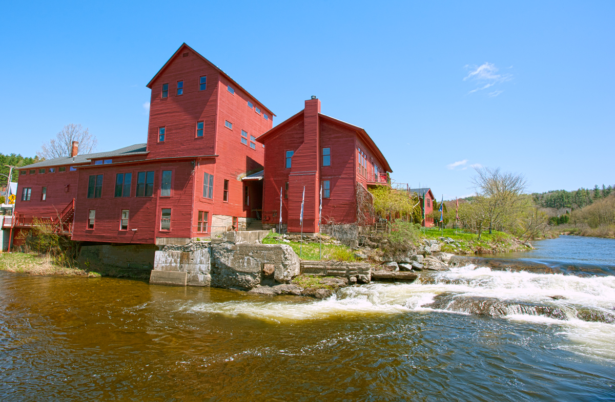 VSC Red Mill and Falls